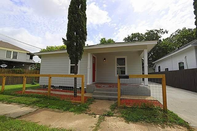 2014 Marion Street, Houston, TX 77009 (MLS #50106477) :: NewHomePrograms.com LLC