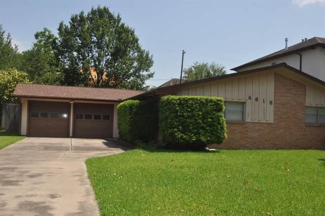 4618 Verone Street, Bellaire, TX 77401 (MLS #5010886) :: NewHomePrograms.com LLC