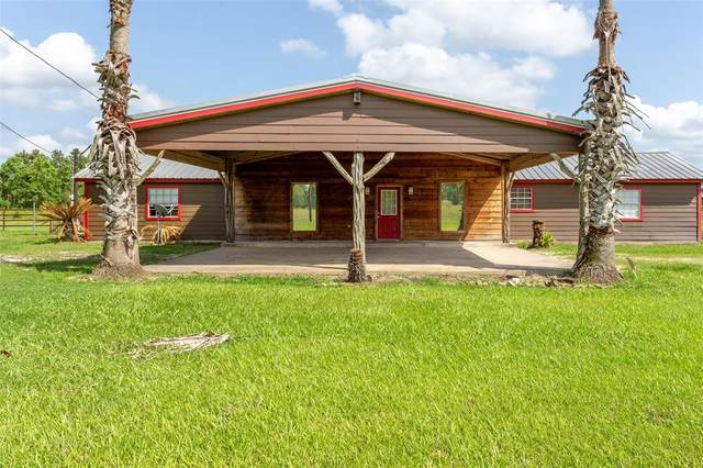 15615 Fm 787 Road W, Cleveland, TX 77327 (MLS #5013089) :: The Property Guys