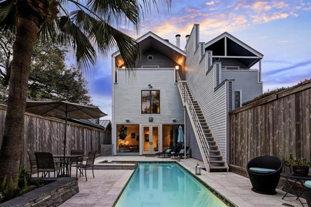 1417 Harold Street B, Houston, TX 77006 (MLS #50136793) :: Texas Home Shop Realty