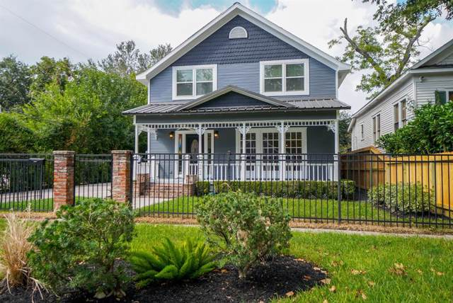 211 E E 22nd Street Street, Houston, TX 77008 (MLS #50149573) :: Caskey Realty