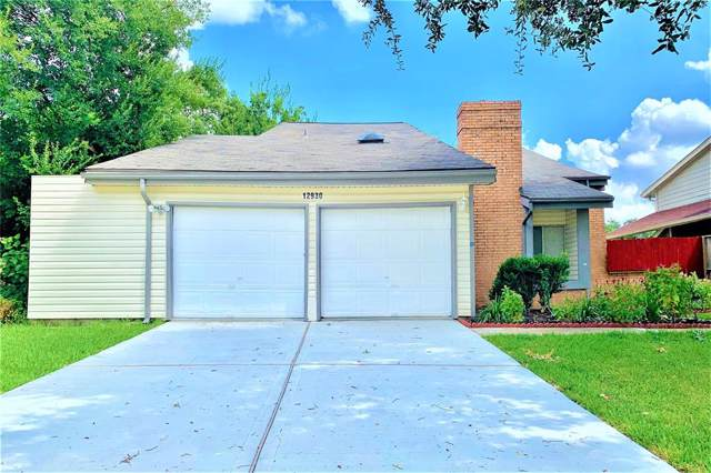 12930 Knotty Glen Lane, Houston, TX 77072 (MLS #50157042) :: The SOLD by George Team