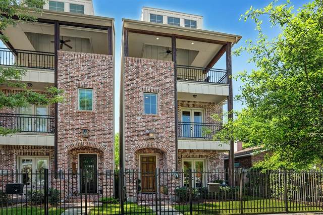 419 Oxford Street, Houston, TX 77007 (MLS #50182988) :: Giorgi Real Estate Group