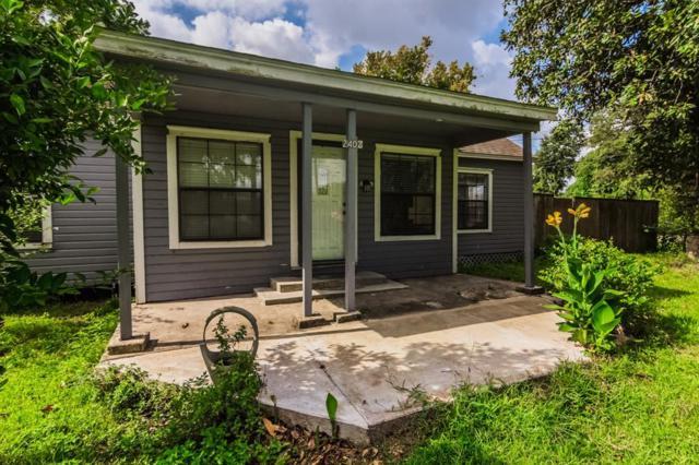 2402 Lone Oak Road, Houston, TX 77093 (MLS #50183855) :: The SOLD by George Team