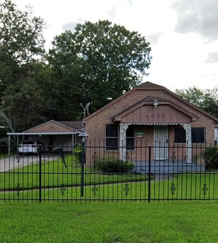 4509 Lavender Street, Houston, TX 77026 (#50195033) :: ORO Realty