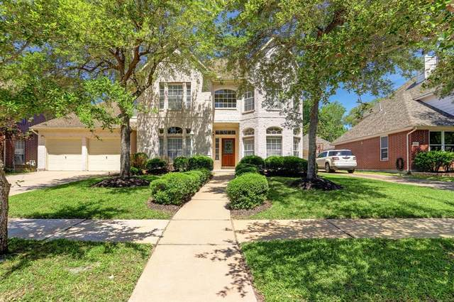13414 Scenic Glade Drive, Houston, TX 77059 (MLS #50213580) :: The Bly Team