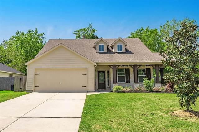 419 Gig Court, Crosby, TX 77532 (MLS #50220161) :: Homemax Properties
