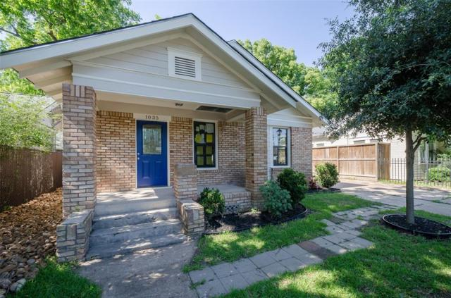 1035 E 14th Street, Houston, TX 77009 (MLS #50223523) :: The SOLD by George Team