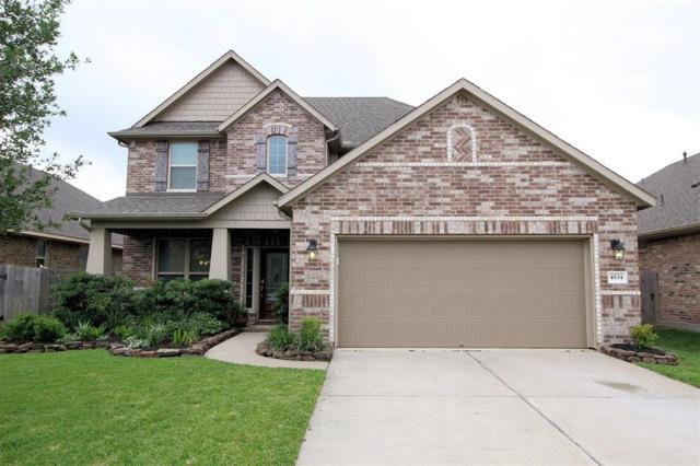 4834 Piares Lane, League City, TX 77573 (MLS #50235666) :: Texas Home Shop Realty