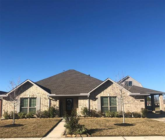 6743 Conroe Circle, Manvel, TX 77578 (MLS #50237729) :: My BCS Home Real Estate Group