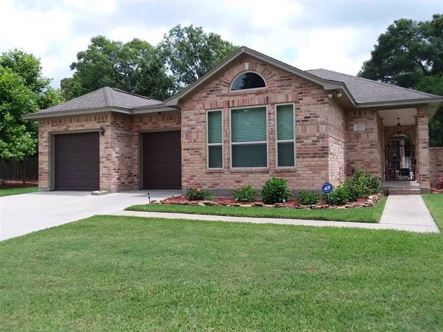 107 Cliffbrook Lane, Cleveland, TX 77327 (MLS #50241568) :: Texas Home Shop Realty