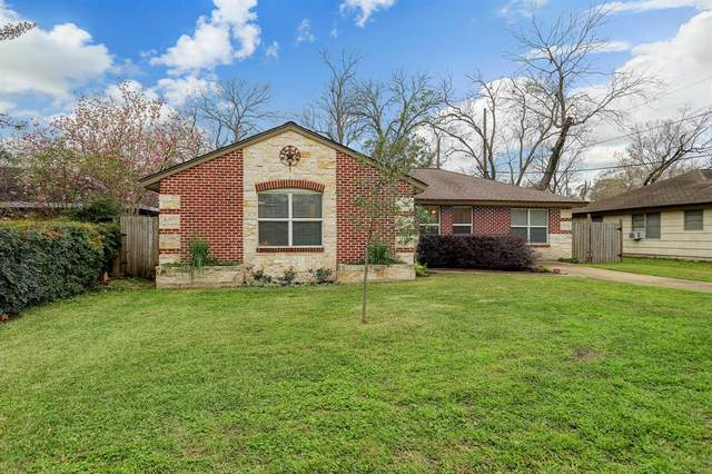 1209 Confederate Rd Road, Houston, TX 77055 (MLS #50243540) :: The Queen Team