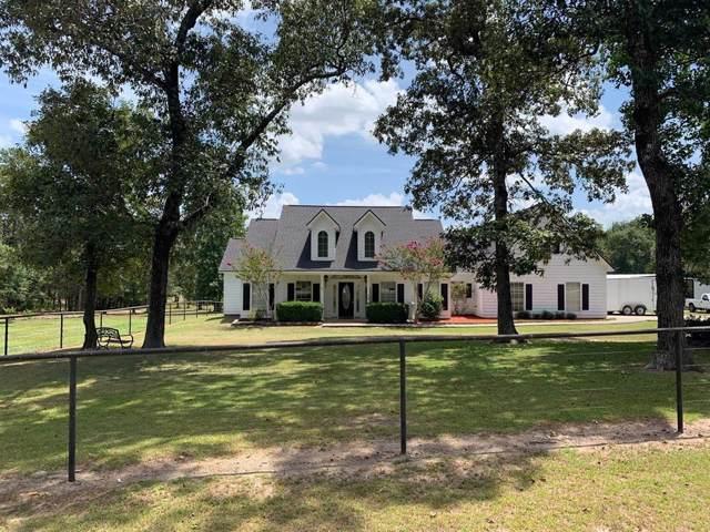 72 Ridge View Lane, Huntsville, TX 77340 (MLS #50249651) :: Giorgi Real Estate Group