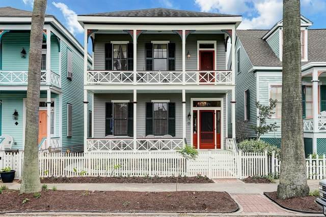 1819 Avenue L, Galveston, TX 77550 (#50252771) :: ORO Realty