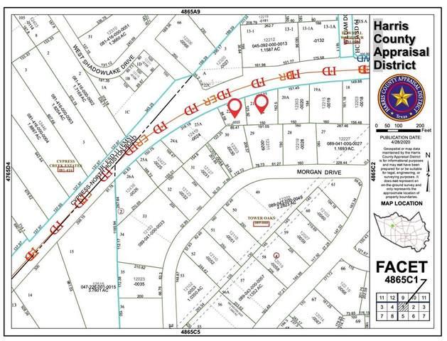 0 Cypress North Houston Road, Houston, TX 77429 (MLS #50271265) :: Michele Harmon Team