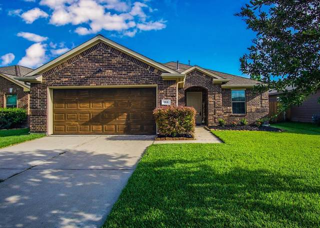 213 Hawks View Drive, La Marque, TX 77568 (MLS #50272461) :: The SOLD by George Team