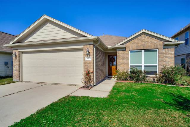 9873 Hyacinth Way, Conroe, TX 77385 (MLS #5027608) :: Caskey Realty