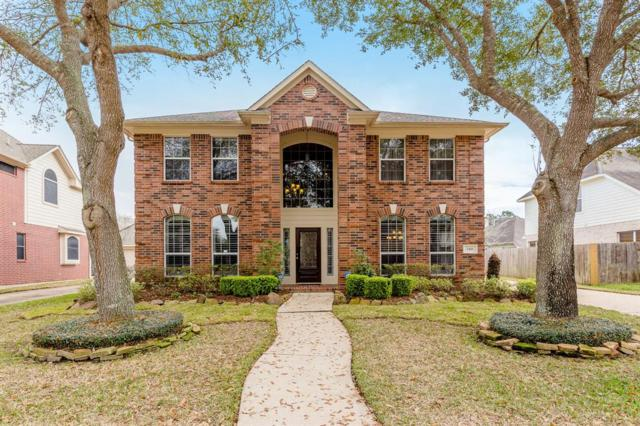 3418 W Overdale Drive, Pearland, TX 77584 (MLS #50276575) :: Giorgi Real Estate Group