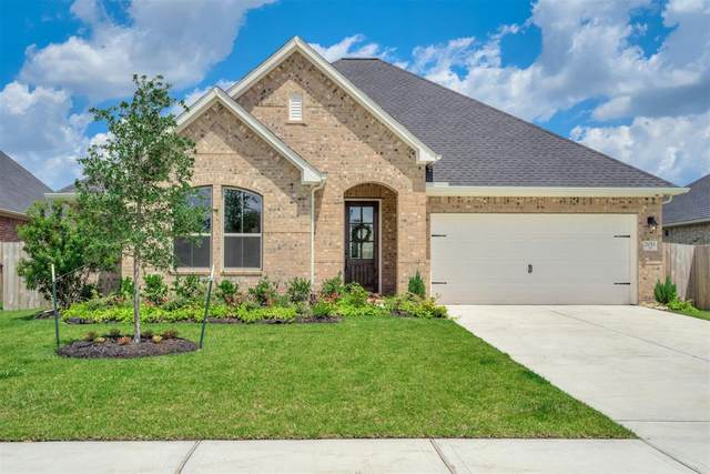 2011 Granite Pass Drive, Pearland, TX 77581 (MLS #50276755) :: The Heyl Group at Keller Williams