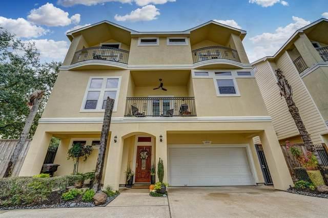 1202 W 25th Street, Houston, TX 77008 (MLS #50277221) :: The Home Branch