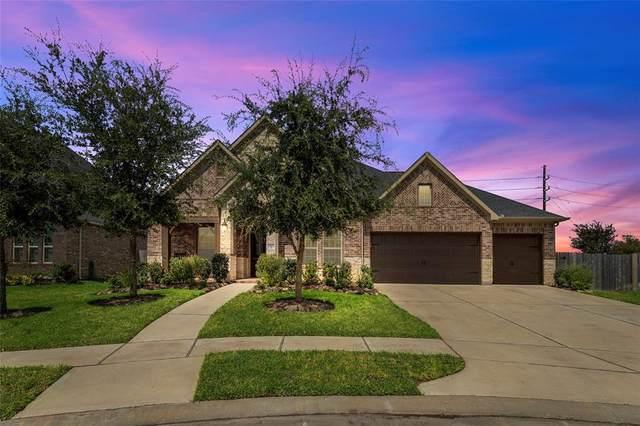 2402 Crossvine Drive, Katy, TX 77494 (MLS #50278216) :: TEXdot Realtors, Inc.