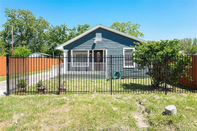 7809 Miley Street, Houston, TX 77028 (MLS #50279511) :: JL Realty Team at Coldwell Banker, United