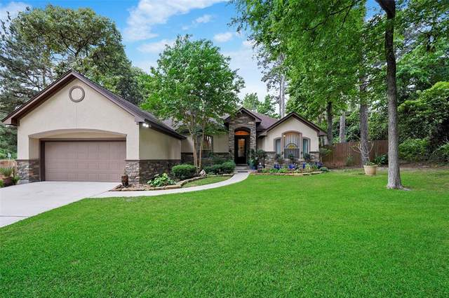 135 Springs Edge Drive, Montgomery, TX 77356 (MLS #50282601) :: The SOLD by George Team