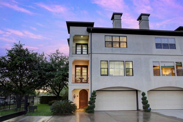 5708 Dolores Street H, Houston, TX 77057 (MLS #50283757) :: Lerner Realty Solutions