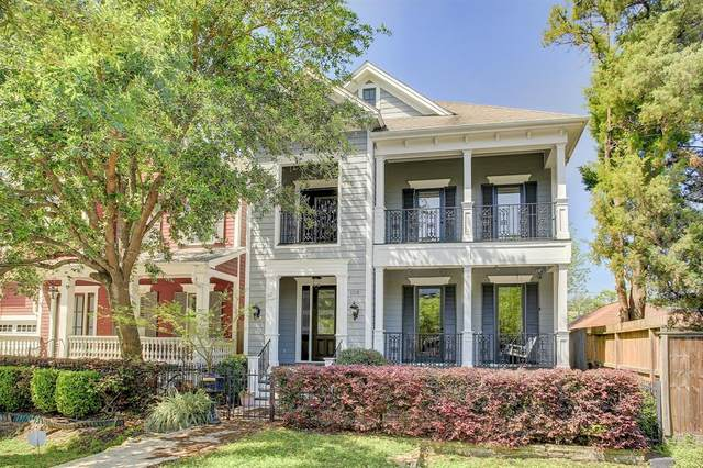 1115 Nicholson Street, Houston, TX 77008 (MLS #50285449) :: NewHomePrograms.com LLC