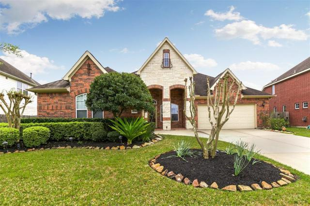 11908 Southern Trails Court, Pearland, TX 77584 (MLS #5028716) :: The Home Branch