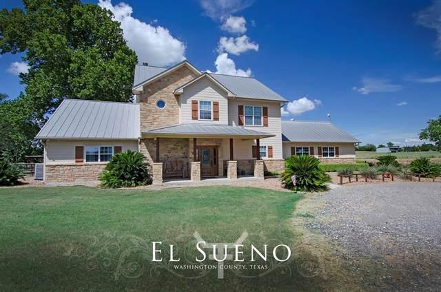 659 Century Farms Road, Burton, TX 77835 (MLS #502956) :: Guevara Backman
