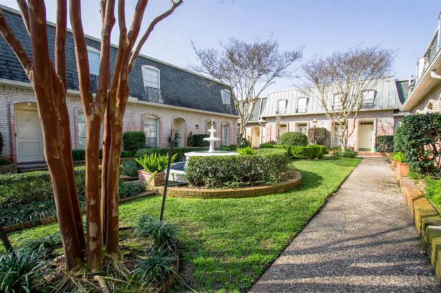 2720 Briarhurst Drive #3, Houston, TX 77057 (MLS #50295645) :: The Heyl Group at Keller Williams