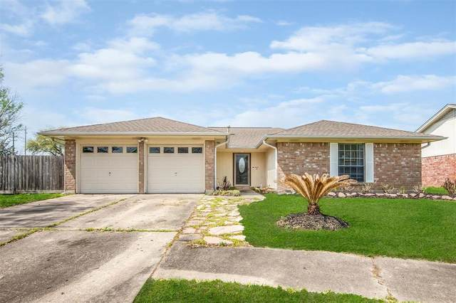10007 Kirkbluff Drive, Houston, TX 77089 (MLS #503031) :: The Home Branch