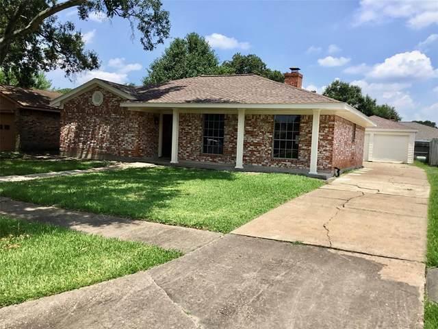827 Seamaster Drive, Houston, TX 77062 (MLS #50310541) :: The Property Guys