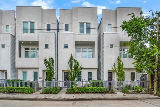 108 Pierce Street, Houston, TX 77002 (MLS #50323718) :: The SOLD by George Team