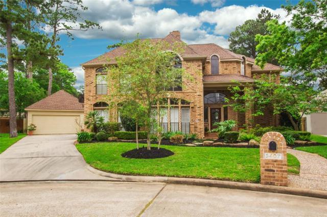 5407 Dunleith Lane, Spring, TX 77379 (MLS #50343509) :: Texas Home Shop Realty