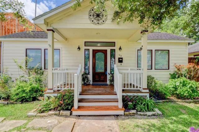 512 E 26th Street, Houston, TX 77008 (MLS #50350111) :: Texas Home Shop Realty