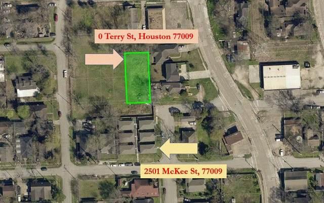 0 Terry Street, Houston, TX 77009 (MLS #5035450) :: The Bly Team