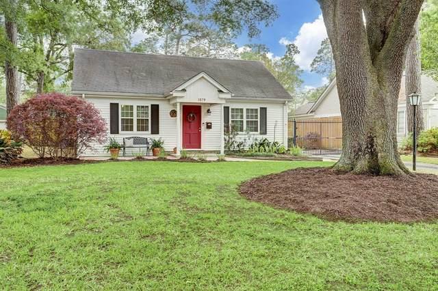 1079 Lamonte Lane, Houston, TX 77018 (MLS #50362847) :: Homemax Properties