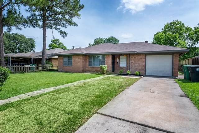 2707 Dragonwick Drive, Houston, TX 77045 (MLS #5038566) :: The Heyl Group at Keller Williams