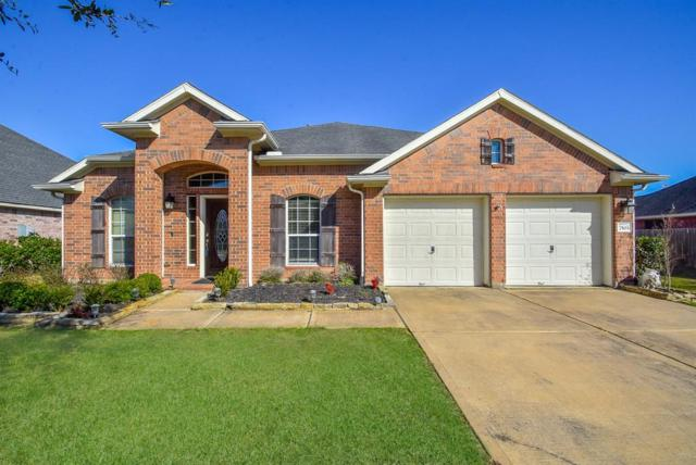 7503 Lakeside Manor Lane, Pearland, TX 77581 (MLS #50397749) :: Texas Home Shop Realty