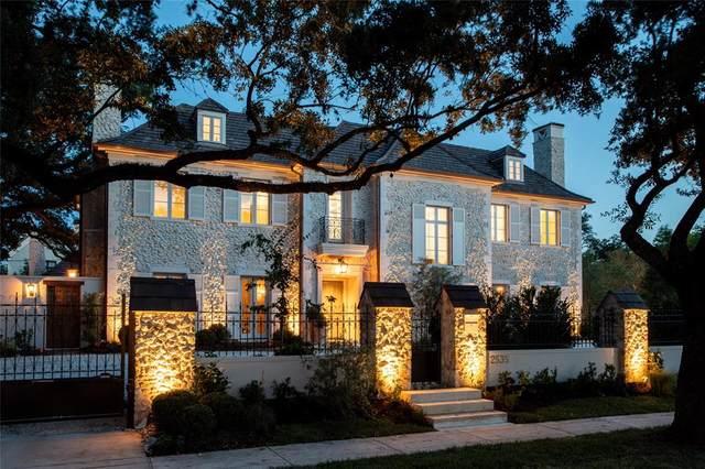 2535 Inwood Drive, Houston, TX 77019 (MLS #50403780) :: Caskey Realty