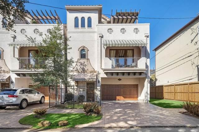 705 Fowler Street, Houston, TX 77007 (MLS #50403913) :: Green Residential