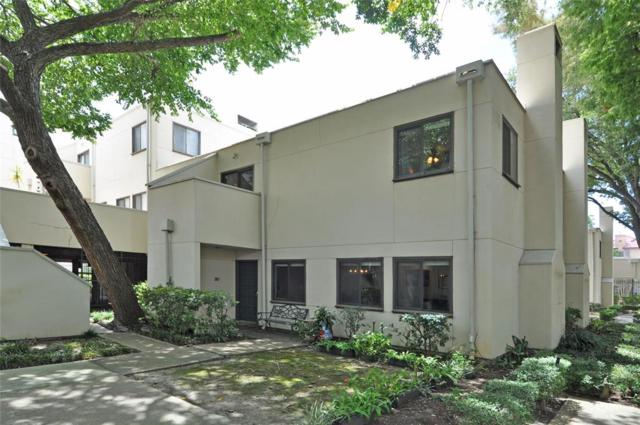 401 Anita Street #30, Houston, TX 77006 (MLS #50404108) :: Giorgi Real Estate Group