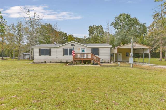 40 County Road 2801, Cleveland, TX 77327 (MLS #5041125) :: The SOLD by George Team