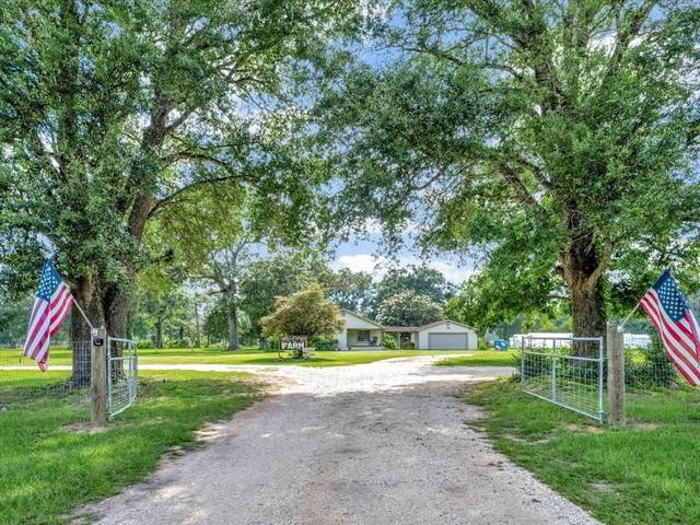 7920 State Highway 146 S, Livingston, TX 77351 (MLS #50411381) :: The SOLD by George Team