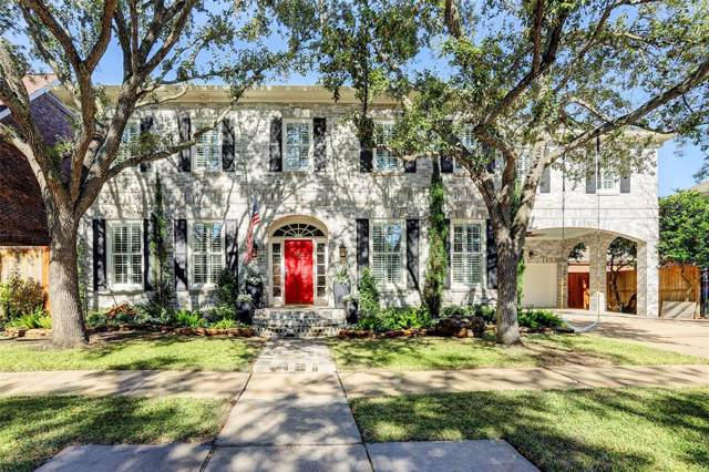 3816 Byron Street, West University Place, TX 77005 (MLS #50411542) :: Guevara Backman