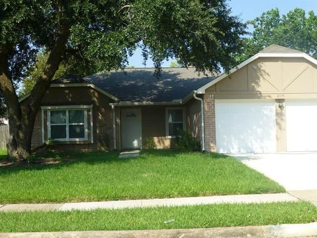 2115 Endicott Lane, Sugar Land, TX 77478 (MLS #50421465) :: Rachel Lee Realtor