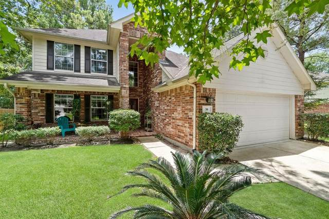38 N Abram Circle, The Woodlands, TX 77382 (MLS #50421752) :: The Bly Team