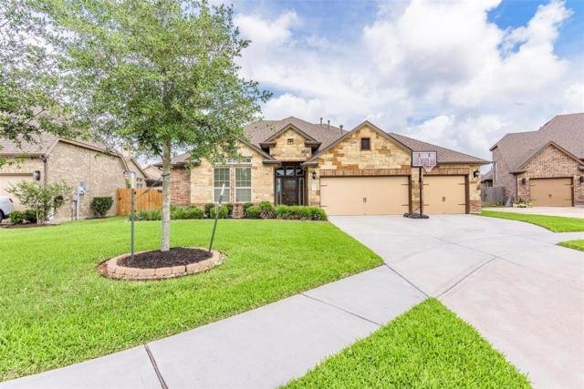 733 Marbrook Saddle Lane, League City, TX 77573 (MLS #50437205) :: The SOLD by George Team